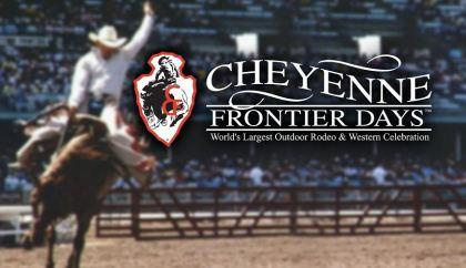Cheyenne Frontier Day's Here We Come!!!