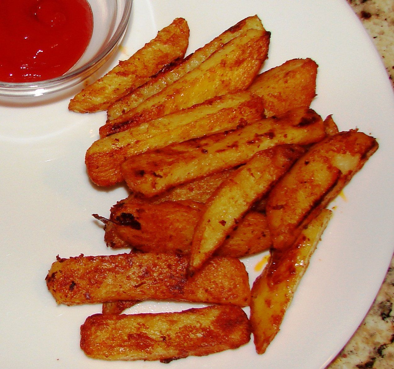 Chugwater Chili Seasoned Oven Fries