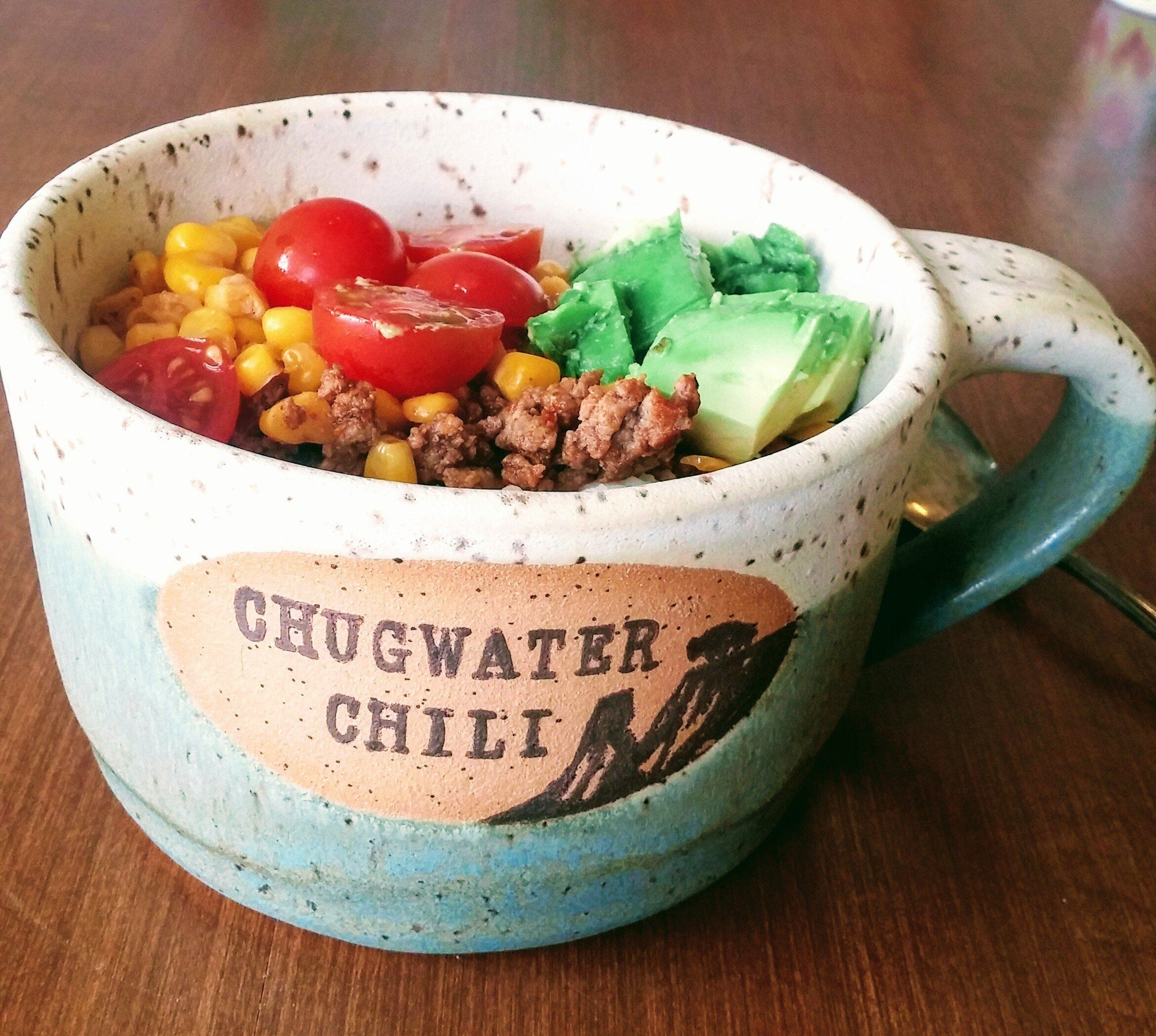 Chugwater Chili Taco Bowl