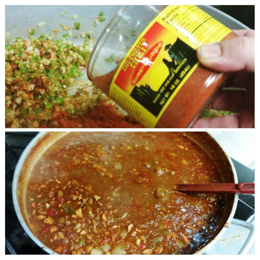 Chugwater Chili with Beer