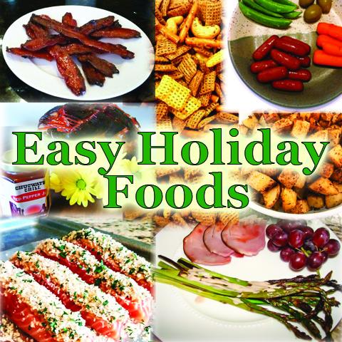 Easy Holiday Foods