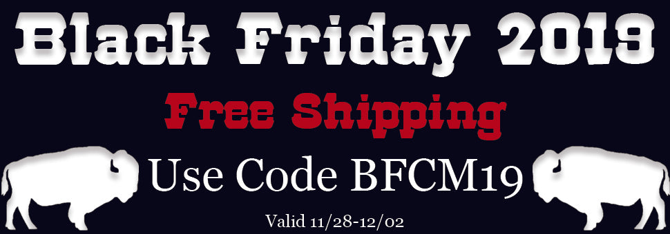 Black Friday Free Shipping Ad