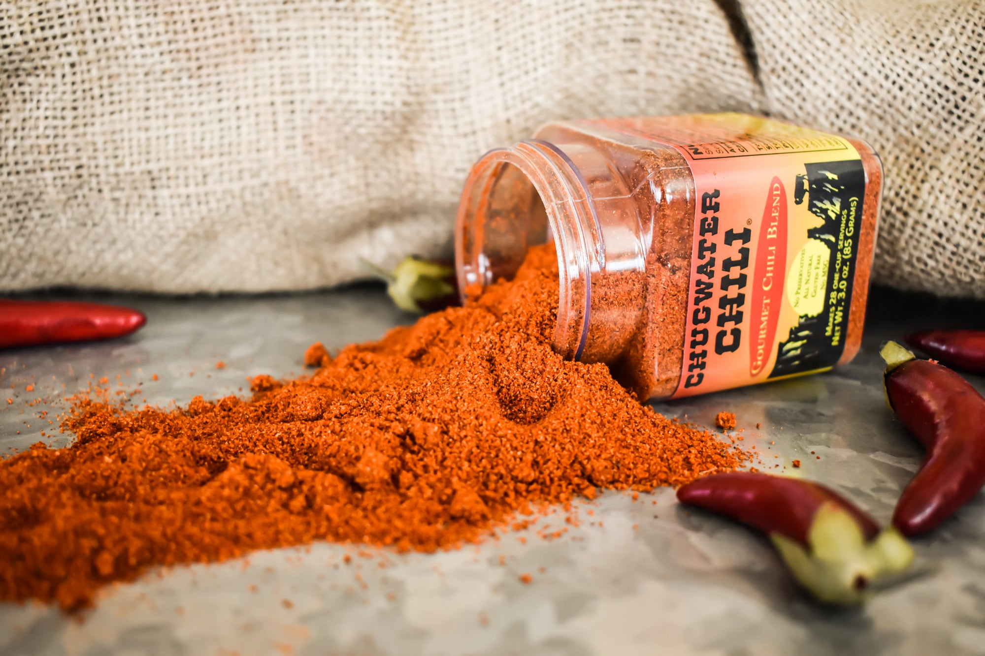 Background image of Chugwater Chili Seasoning
