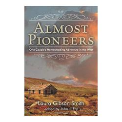 Almost Pioneers Book Chugwater Chili