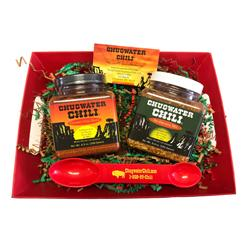 Big Duo Gift Basket Gifts Chugwater Chili