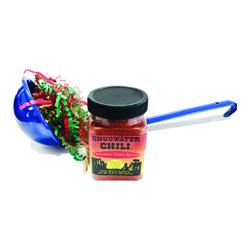 Chili & Ladle Gift Set Chugwater Chili Blue Solid
