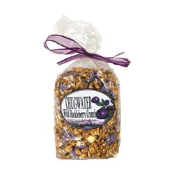 Chugwater Huckleberry Crunch Popcorn Huckleberry People