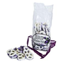 Chugwater Huckleberry Pretzels Huckleberry People