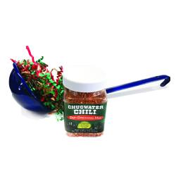 Dip & Ladle Gift Set Gifts Chugwater Chili Dark Blue Solid