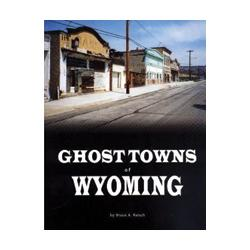 Ghost Towns of Wyoming Book Chugwater Chili