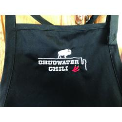 Ladies Chugwater Chili Apron Chugwater Chili