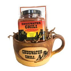 UWYO Exclusive Chili Mug Set Chugwater Chili