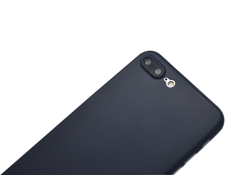 Frosted Transparent and Classic Black Casedodo