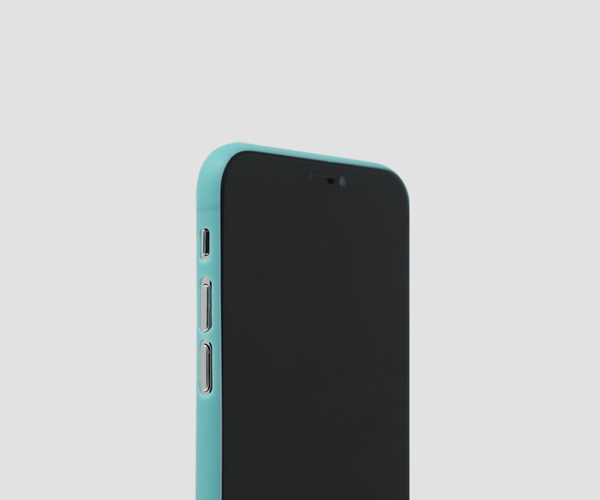 Aqua Sky - iPhone X ultra thin case
