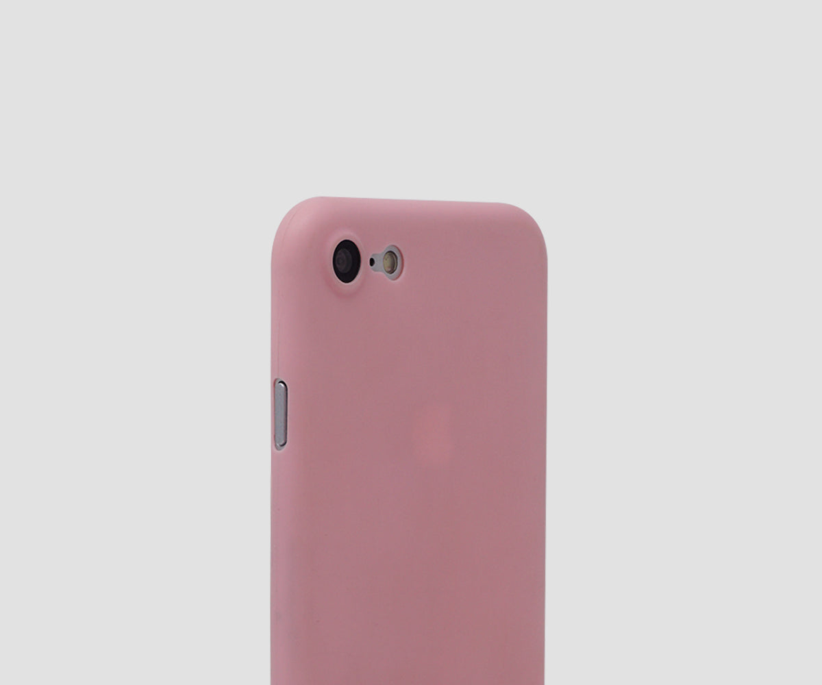 Candy Pink iPhone 7 & 8 ultra thin case