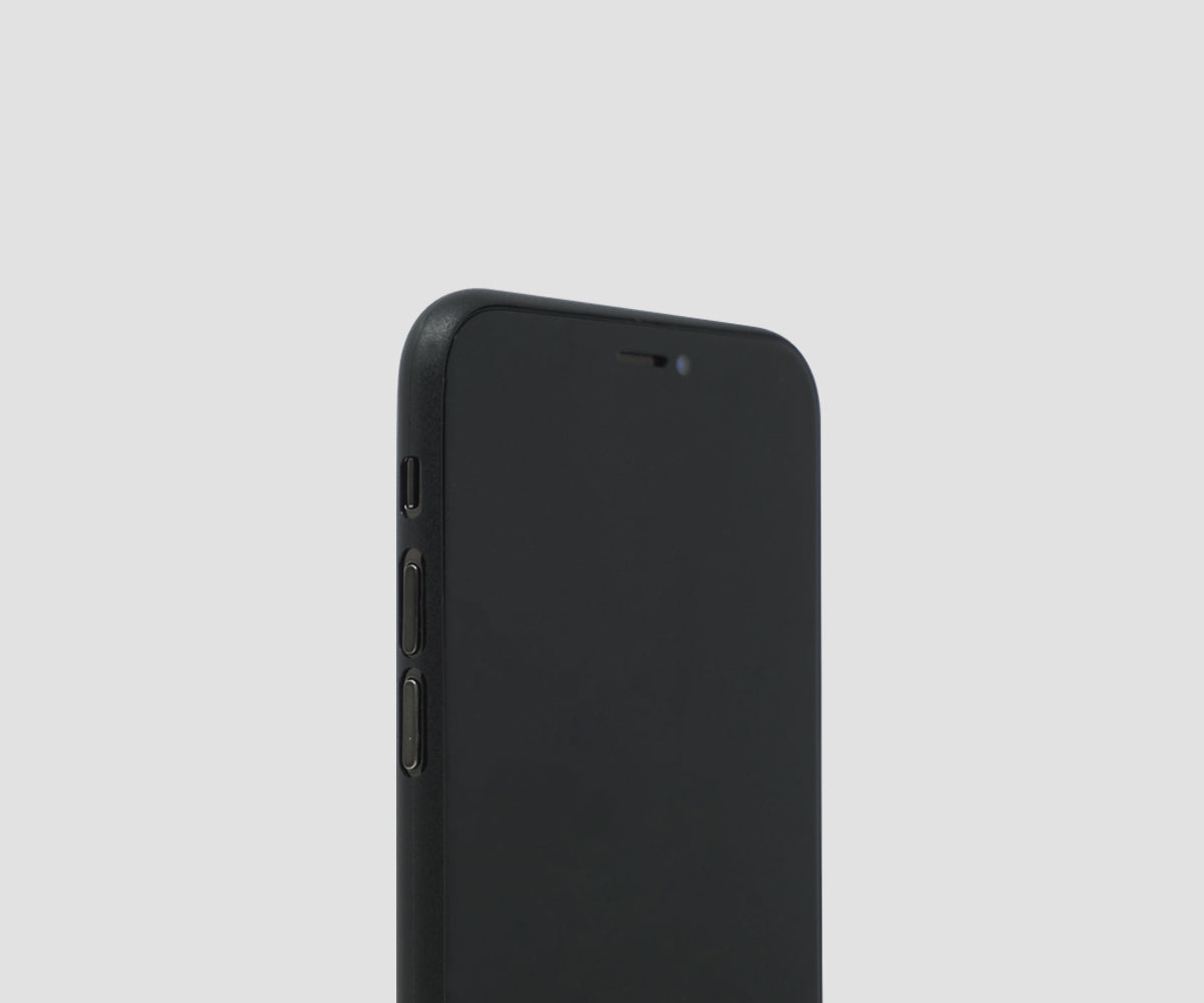 Classic Black - iPhone X ultra thin case