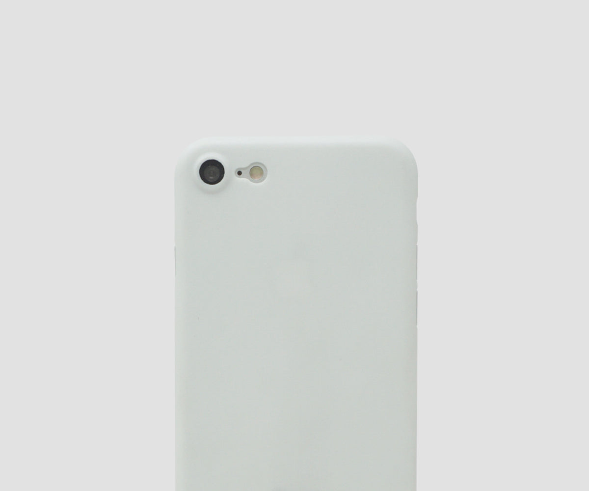 Classic White iPhone 7 & 8 ultra thin case