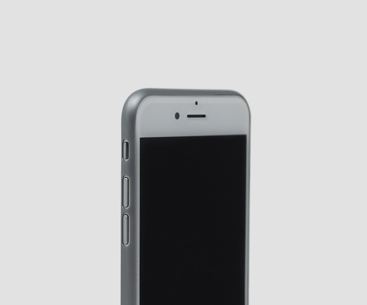 Cool Grey iPhone 7 & 8 ultra thin case