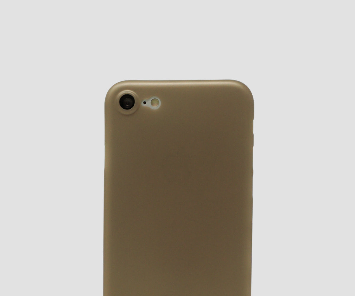 Gold iPhone 7 & 8 ultra thin case