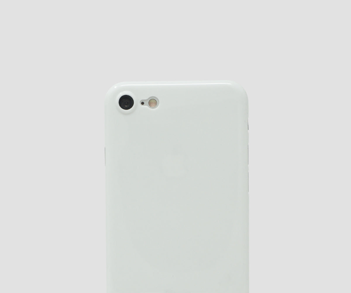 Jet White iPhone 7 & 8 ultra thin case