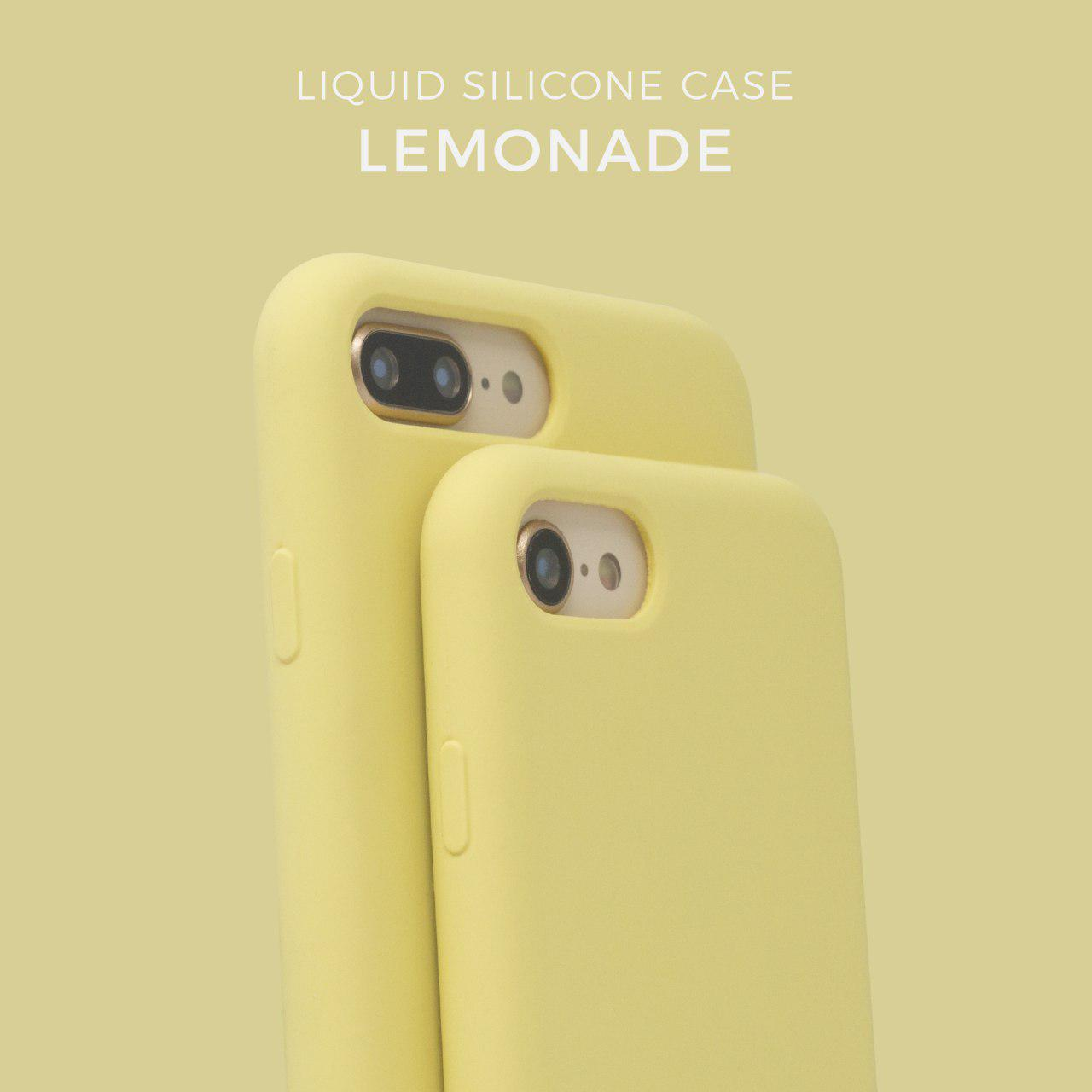 Lemonade Silicone Case