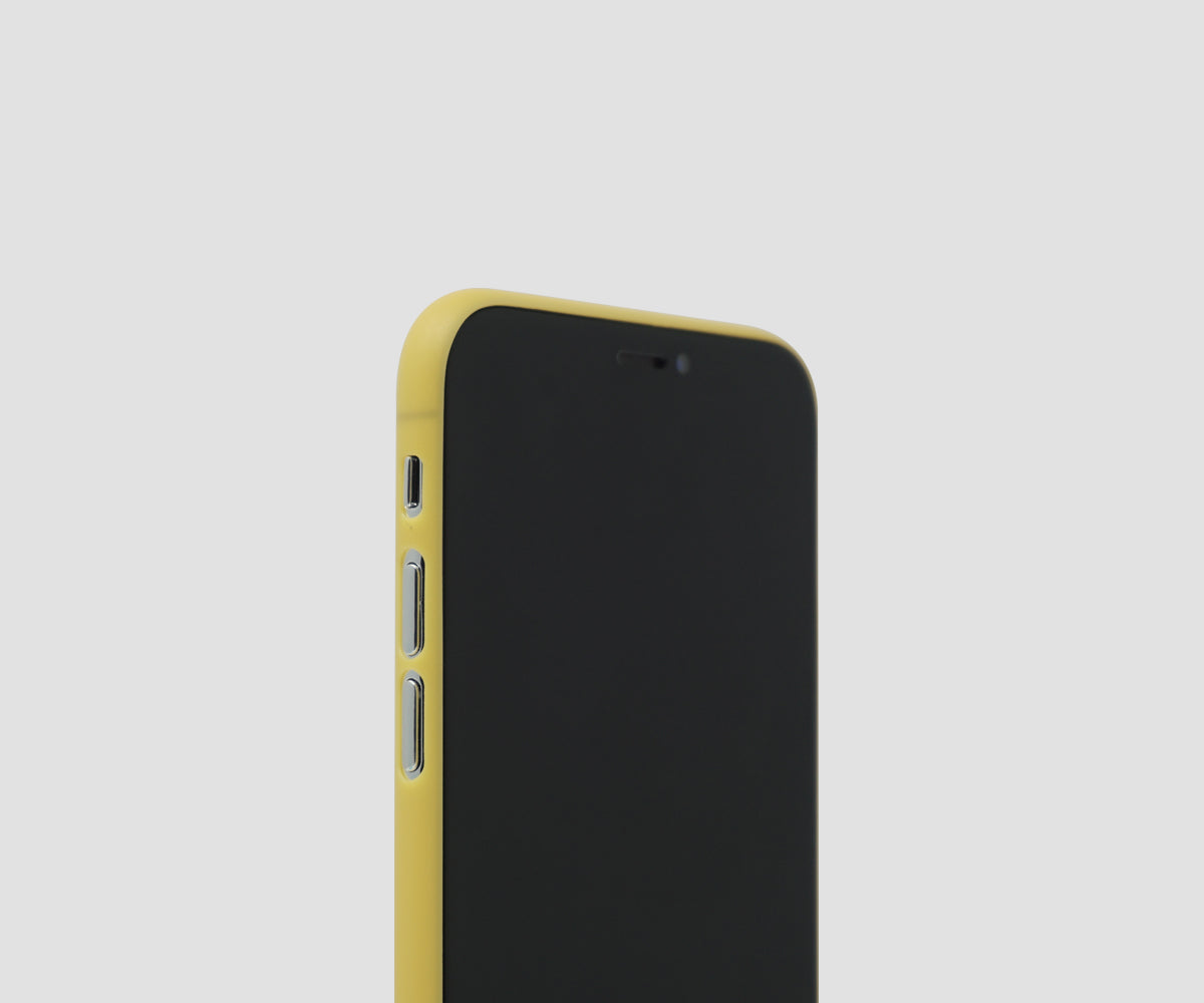 Mimosa - iPhone X ultra thin case