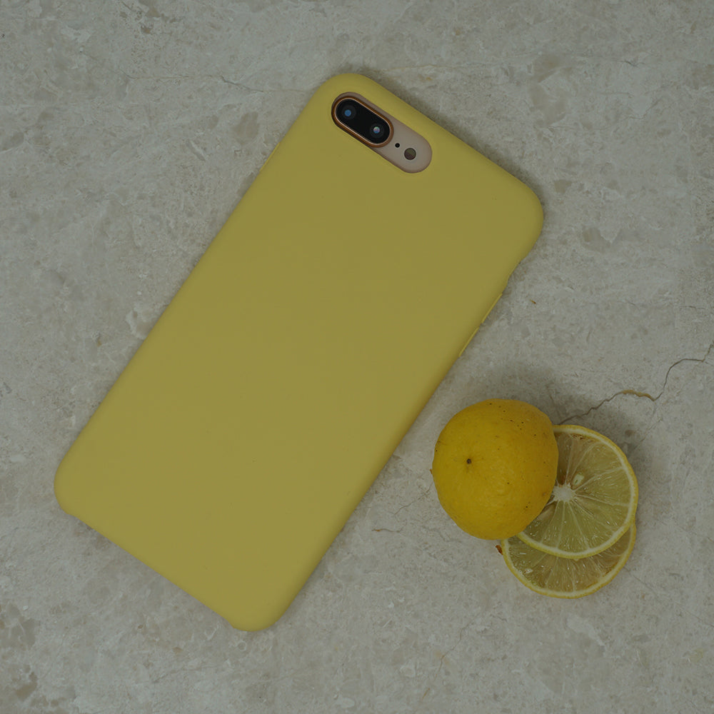 Silicone case with Lemon Casedodo
