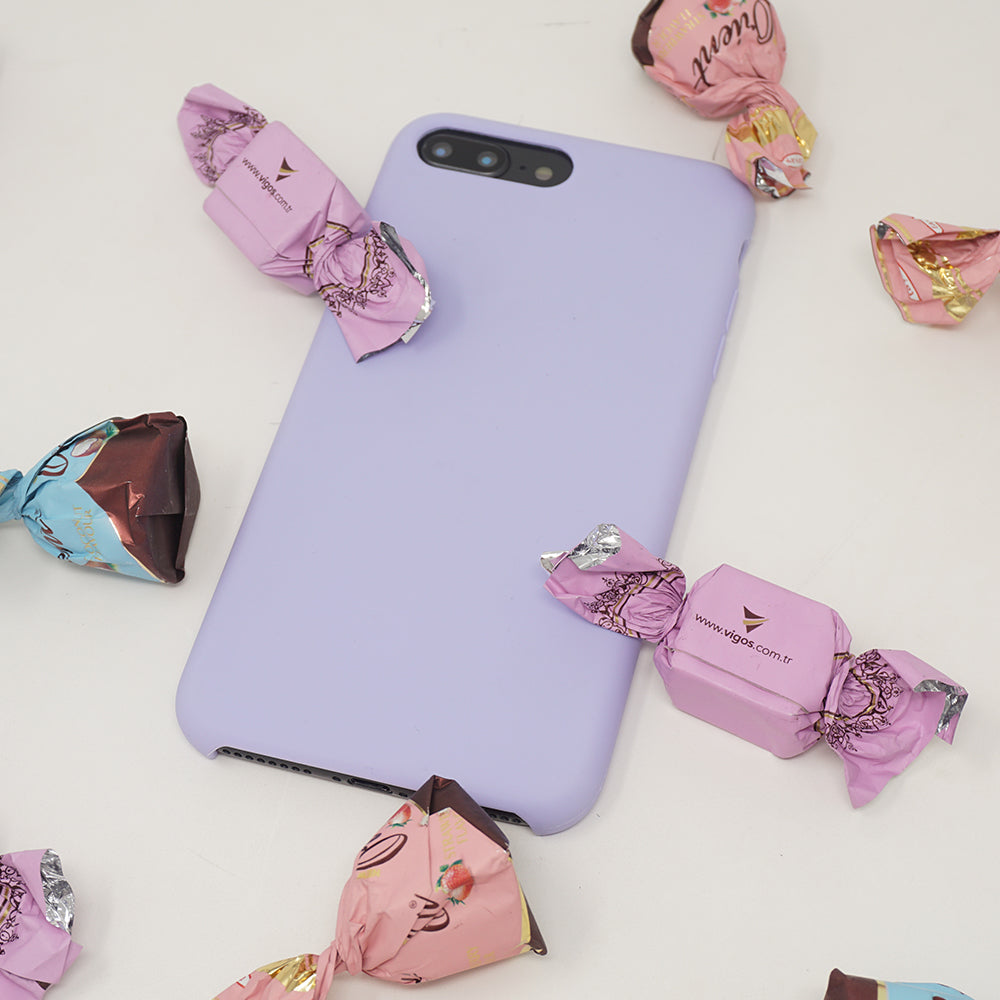 Silicone case with looks Chocolate Casedodo