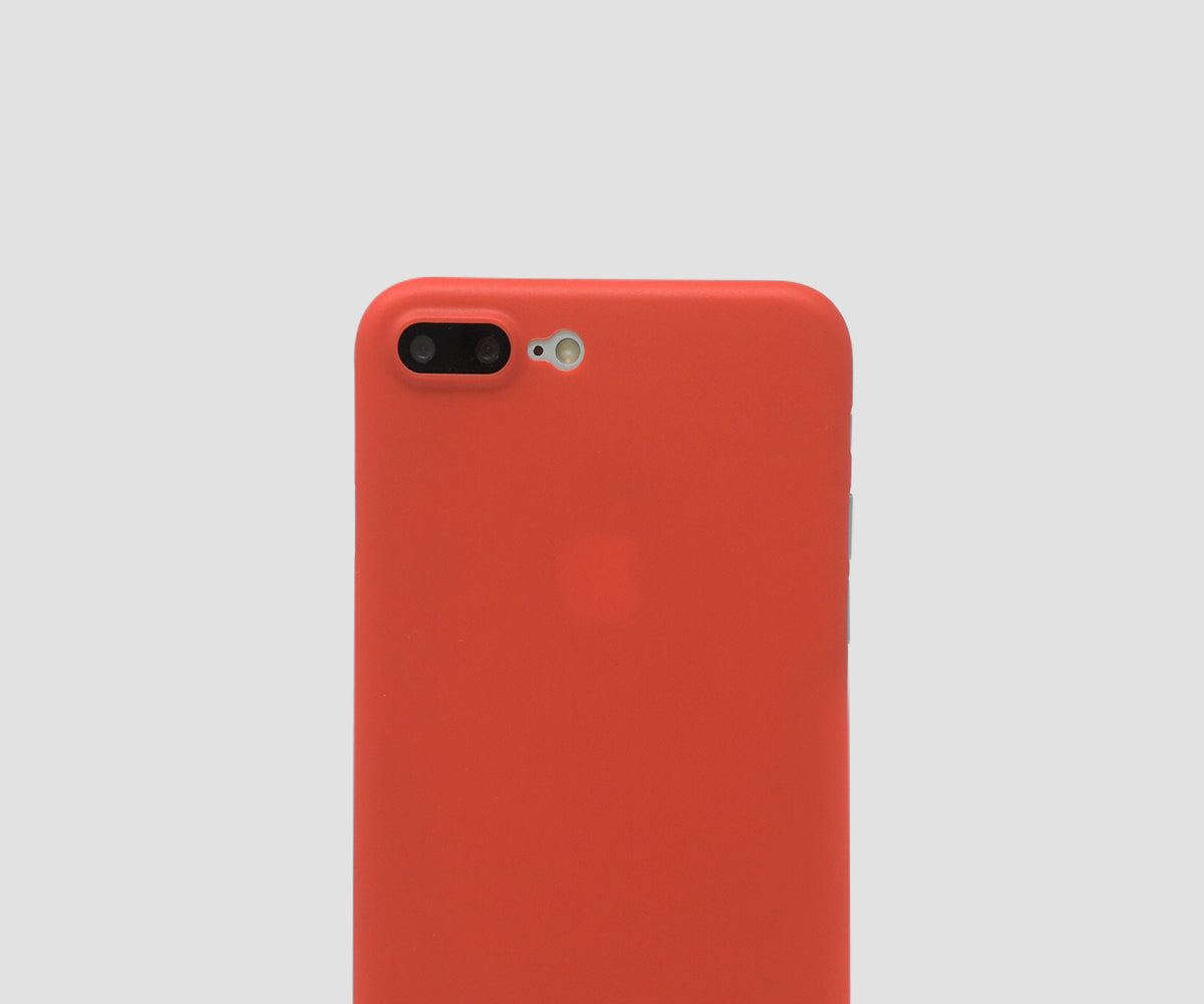Tangerine Tango iPhone 7 Plus & 8 Plus ultra thin case