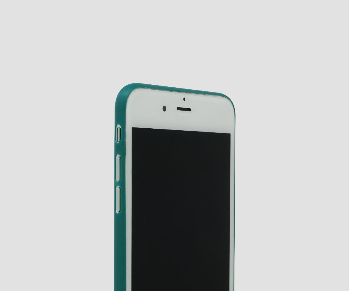Teal Green iPhone 7 Plus & 8 Plus ultra thin case