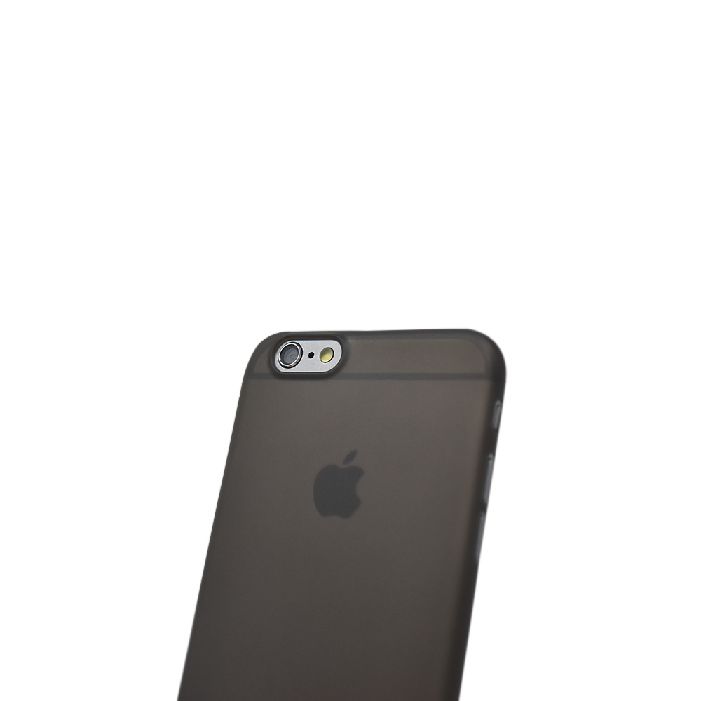 iPhone-6-and-6S-Case-Grey-(Translucent-Black)-3-Casedodo