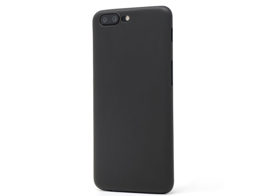 Grey  - OnePlus 5 ultra thin case