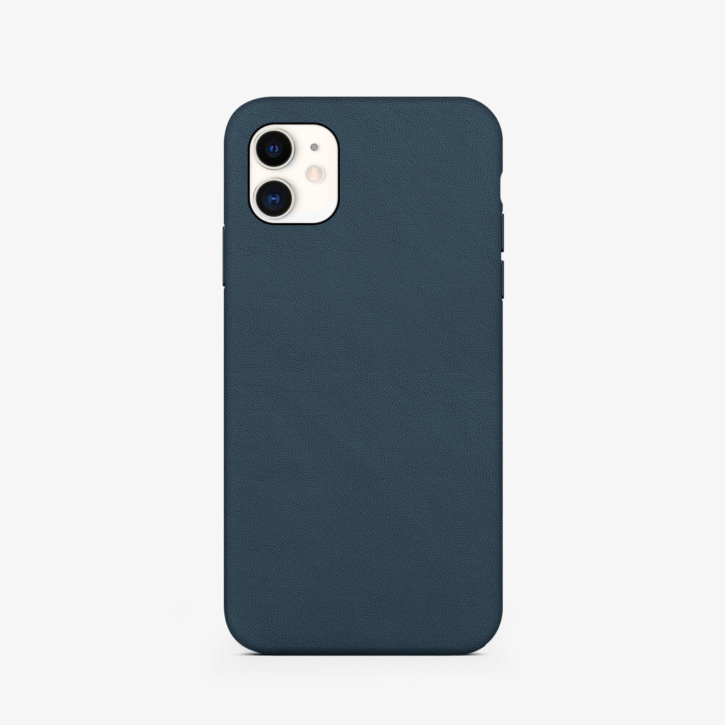 iPhone 11 Genuine Leather case