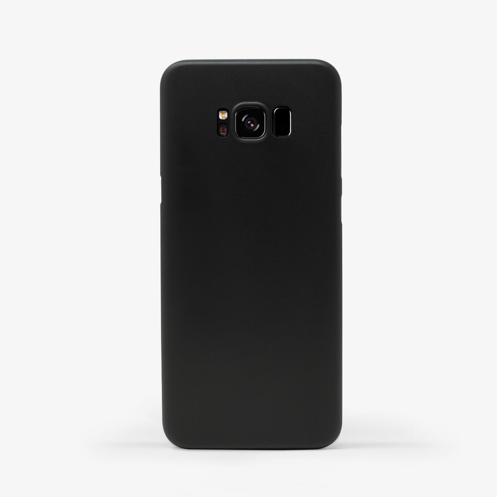 Classic Black - Samsung Galaxy S8 Plus thin case