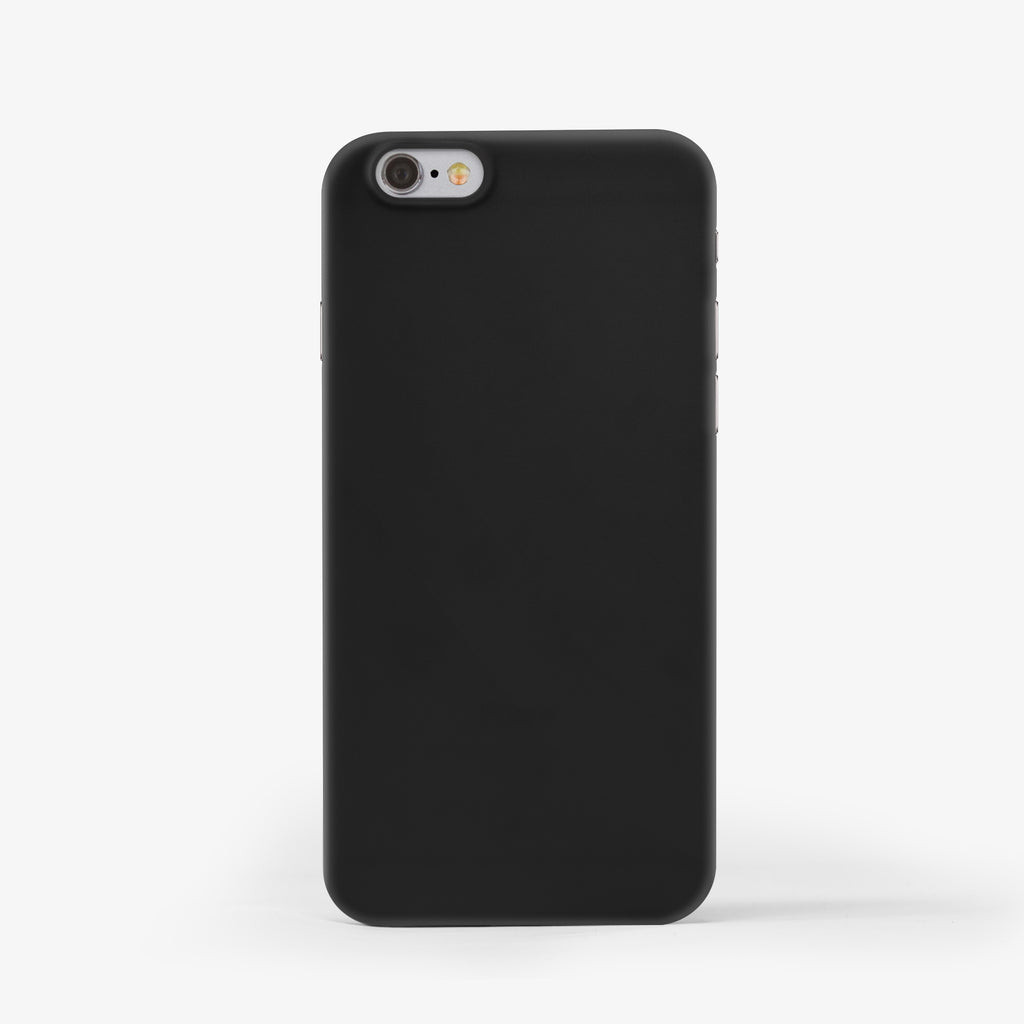 Classic Black - iPhone 6 Plus / 6s Plus thin case