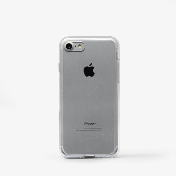 Clear - iPhone 7 Hybrid case