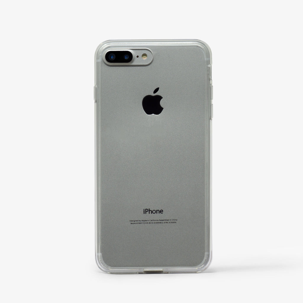 Clear - iPhone 7 Plus Hybrid case