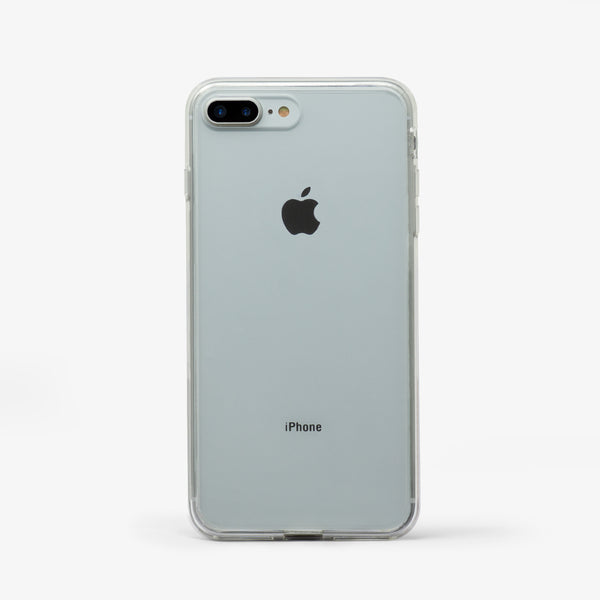 Clear - iPhone 8 Plus Hybrid case