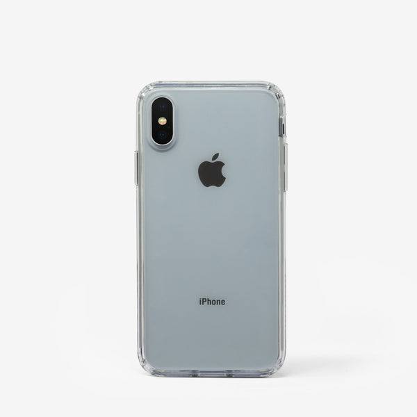 Clear - iPhone X Hybrid case