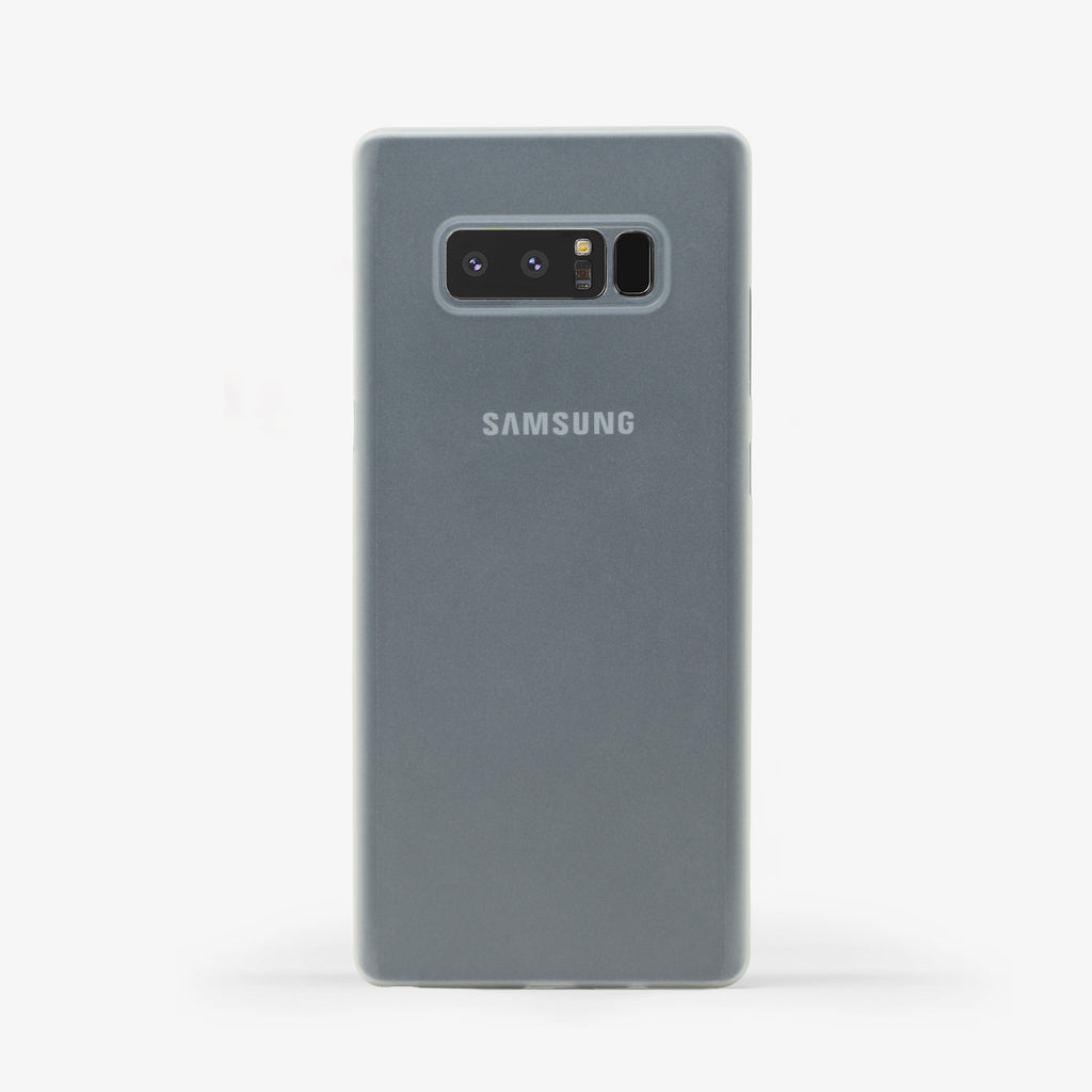 Frosted Transparent - Samsung Galaxy Note 8 thin case