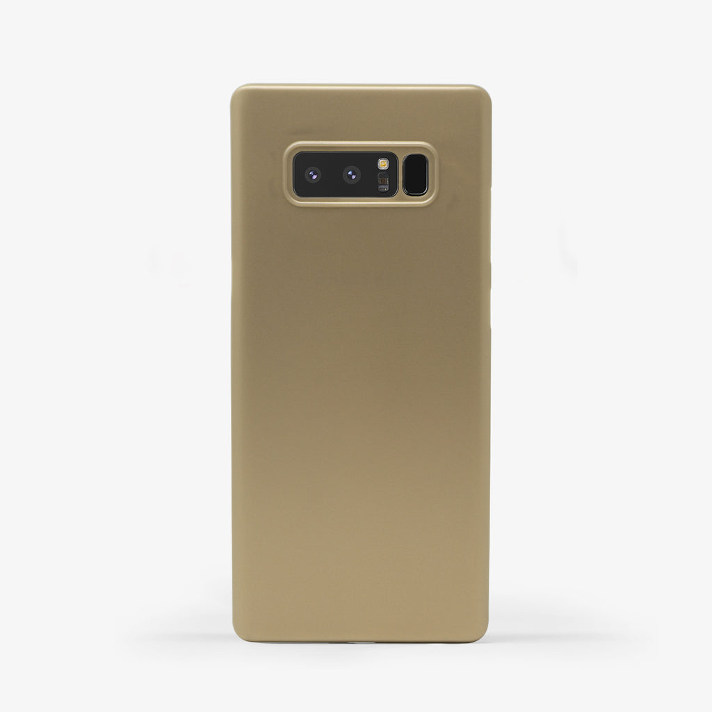 Maple Gold - Samsung Galaxy Note 8 thin case