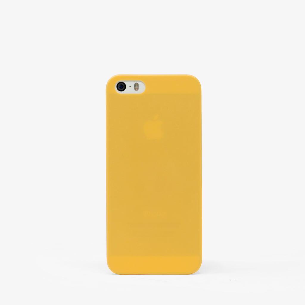 Mimosa - iPhone 5 / 5S / SE thin case