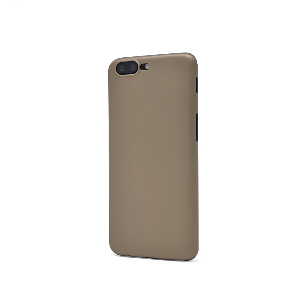 Soft Gold - OnePlus 5 ultra thin case