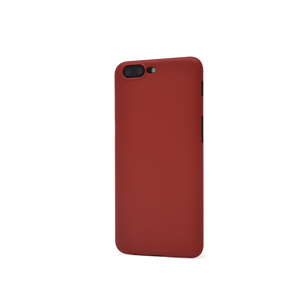 Red - OnePlus 5 ultra thin case
