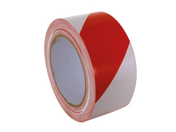 VELLEMAN 500WR MARKEERTAPE - 50 MM X 33 M - ROOD/WIT
