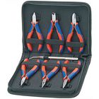Knipex 00 20 16 Set of electronics pliers