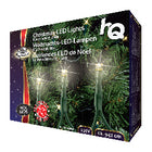 HQ HQCLS48660 Kerstverlichting 100 LED 2.1 W 9.42 m Warm Wit Binnen