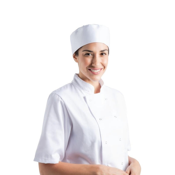 Horeca A703 Chef Works Cool Vent beanie wit A703