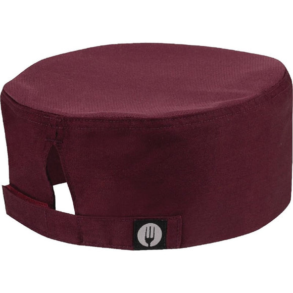 Horeca A920 Chef Works Cool Vent beanie bordeaux A920