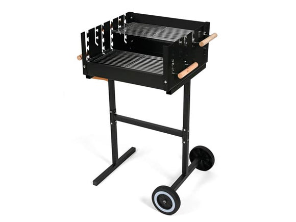 VELLEMAN BB100112 BARBECUE - VIERKANT